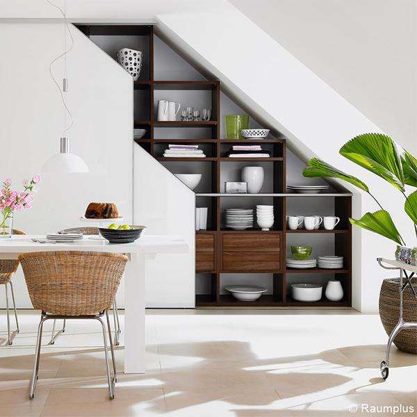 Modernes Wohnzimmer vom Holzraum Schloss Lüntenbeck